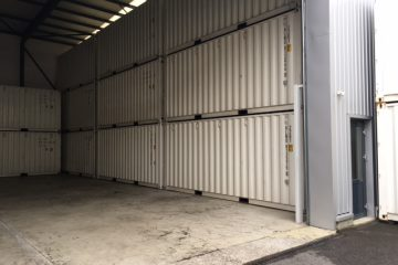 Container interieur