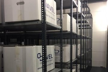 Filling / Archives Facilities